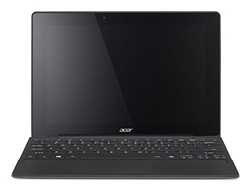 Acer 2in1ノートPC/タブレット Aspire Switch 10 (Atom Z3735F/2G/32G eMMC/10.1インチ/Win8.1(32)/APなし/シャークグレイ)SW3-013-N12N/K