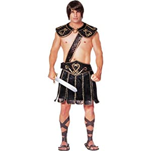 Original Roman Hunk - The Sexy Roman Warrior Costume (Sword not included)