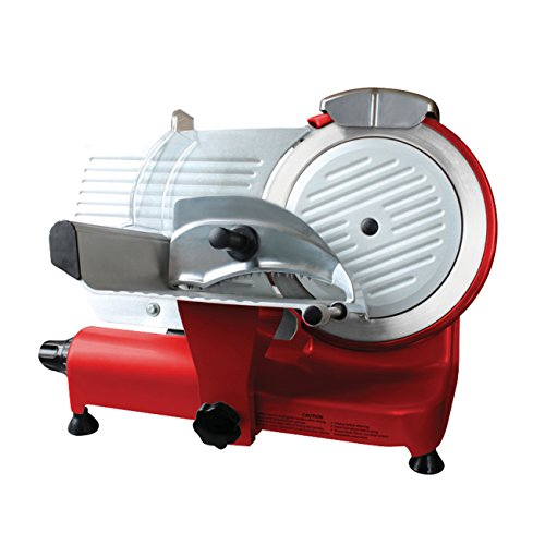 TSM Products 62115 Heavy Duty Meat Slicer, 10-Inch