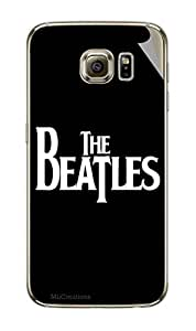 Miicreations Mobile Skin Sticker For Samsung Galaxy S6,The Beatles