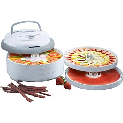 700-Watt Snackmaster Pro Food Dehydrator/Jerky Maker from Nesco