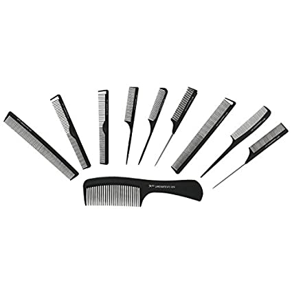 MSD-Carbon-Comb-Set-10-Pcs-(Set-2)