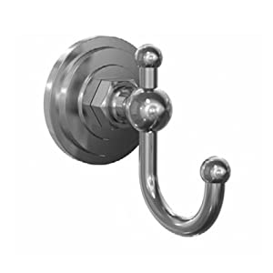 Jado 045010.110 Savina Robe Hook, Carbon Bronze