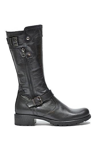 Nero Giardini Stivali scarpe donna nero 3843 A513843D 40