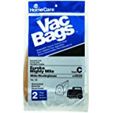 Home Care Industries #50 2 Pk Eureka C Vac Bag