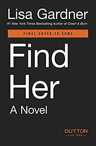 book cover of   Find Her