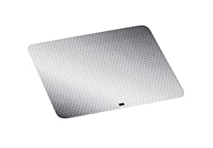 3M Precise Mouse Pad with Repositionable Adhesive Backing, Battery Saving Design, 8.5 in x 7 in