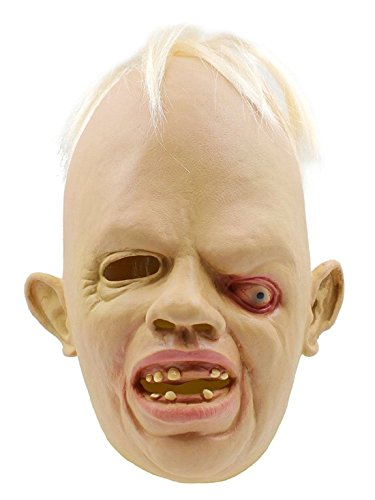 [The Goonies Sloth Mask Latex Party Masquerade Halloween Costume Decorations] (Sloth Goonies Costumes)