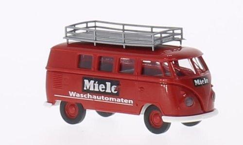 VW T1b Kombi, Miele, Modellauto, Fertigmodell, Brekina 1:87