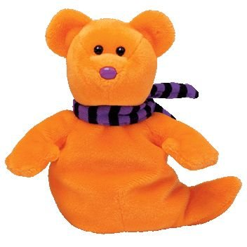 Ty Beanie Babies - Shivers the Ghost Bear - 1