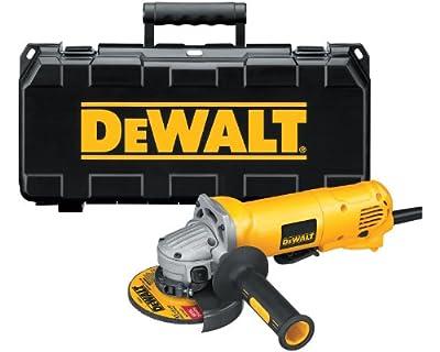 4-1/2 Inch DEWALT Angle Grinder Kit - D28402K