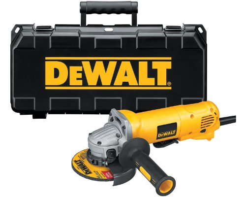 DEWALT D28402K  4-1/2-Inch Small Angle Grinder Kit