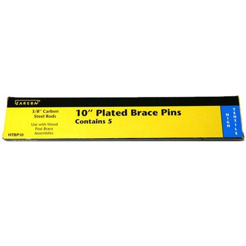Zareba Htbp10 10-Inch Galvanized Brace Pin