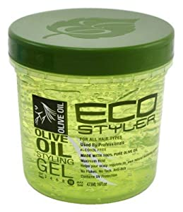 Eco Style Gel, Olive Oil, 16 oz