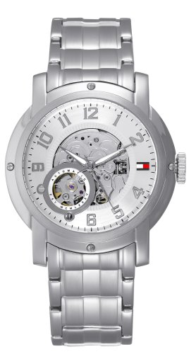 Tommy Hilfiger Men's 1710158 Automatic Stainless Steel Watch