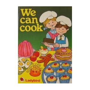 We Can Cook (Board Book)