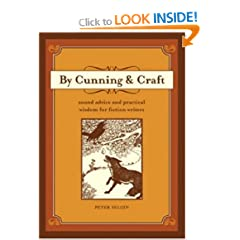 Image: Cover of By Cunning and Craft: Sound Advice and Practical Wisdom for Fiction Writers
