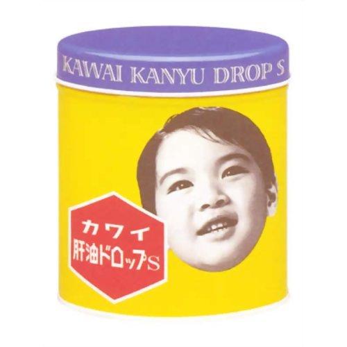 【指定第2類医薬品】カワイ肝油ドロップS 300粒