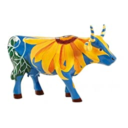 Udderly Sunflowers by CowParade