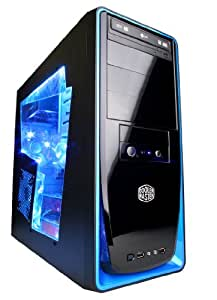 Cyberpower Infantry GT Gaming Desktop PC (AMD A8 5600K FM2 3.6GHz Processor, 8GB RAM, 1TB HDD, Windows 8)
