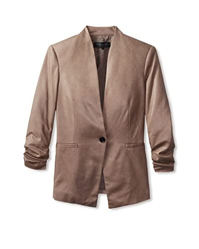 Reese + Riley Women's Peyton Coated Blazer