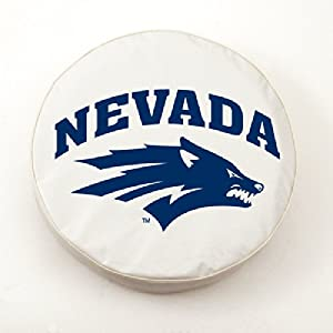 Nevada Wolf Pack Spare Tire Cover