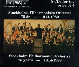 Moses - Stockholm Philharmonic 75th Anniversary - Zortam Music