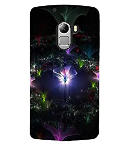 ColourCraft Beautiful Design Back Case Cover for LENOVO VIBE K4 NOTE