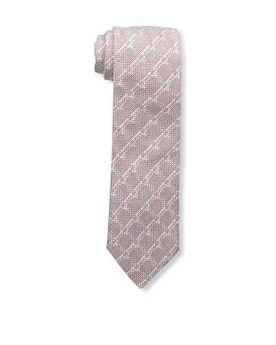 Tom Ford Men's Patterned Tie, Pink