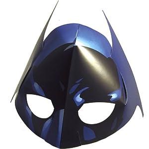 Batman The Dark Knight Masks, 4ct