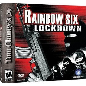 New Ubi Soft Tom Clancy's Rainbow Six Lockdown