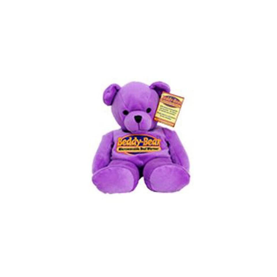Purple Beddy Bear Lavender Hot Pak Teddy Bear microwaveable replacement for hot water bottles, hot packs, heat wraps, and aromatherapy heating pad. Health & Personal Care