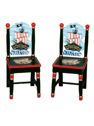 Guidecraft Pirate Extra Chairs