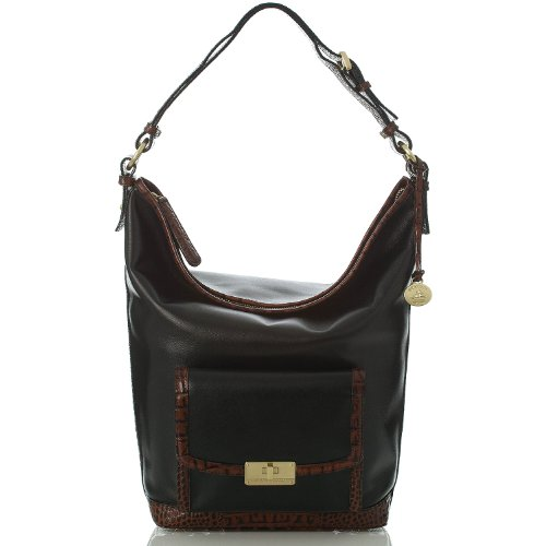 Oxford Shoulder Bag<br>Black Tuscan