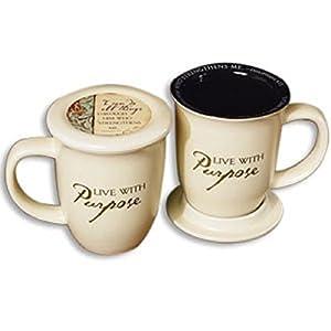 Abbey Press Purpose Coaster Mug Inspiration