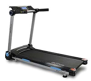 JTX Slim-Line: Compact Treadmill, Flat-Folding, Digital Incline