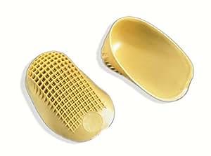 Tuli's Classic Heel Cups, Regular (Under 175lbs)