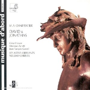 M.-A. Charpentier - David et Jonathas / Les Arts Florissants, Christie