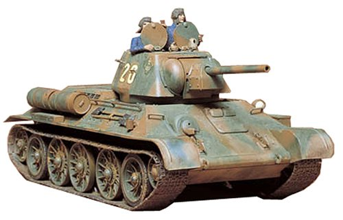 Tamiya 1/35 T34/76-194 Russian Tank TAM35059 (1 35 Russian Tank compare prices)