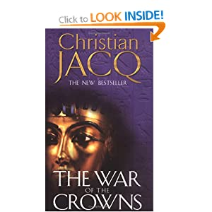 The War of the Crowns - Christian Jacq