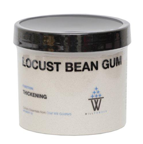 Willpowder Locust Bean Gum, 1-Pound
