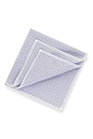 2 Pack Pure Cotton Assorted Handkerchiefs