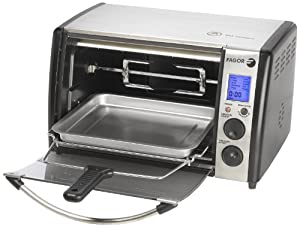 Fagor America 670041770 Dual Technology Digital Toaster Oven by Fagor