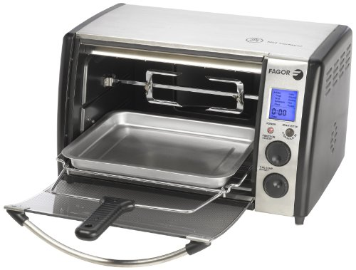 Fagor America 670041770 Dual Technology Digital Toaster Oven