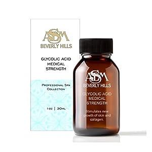 Glycolic Acid 50%- Glycolic Acid 1oz | Asdm Beverly Hills