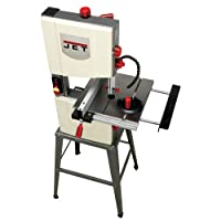 Jet JWBS-10OS 10-Inch Band Saw with Stand by JET