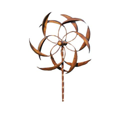 Ancient-Graffiti-15-Inch-Staked-Feather-Kinetic-Spinner-Large
