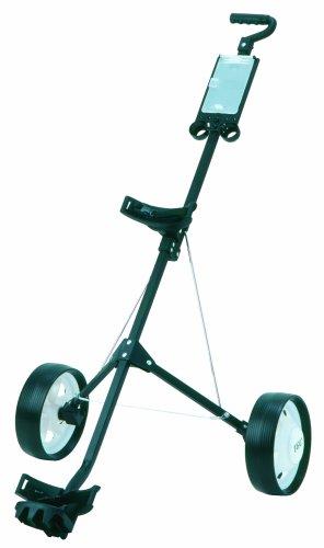 De Luxe Steel Trolley - schwarz