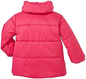 kate spade york Baby Girls' Puffer Coat (Baby) - Sweetheart Pink - 12 Months by kate spade new york
