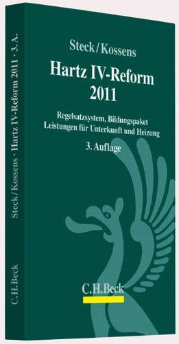 Hartz IV-Reform 2011: Regelsatzsystem, Bildungspaket, Leistungen für Unterkunft und Heizung - Partnerlink